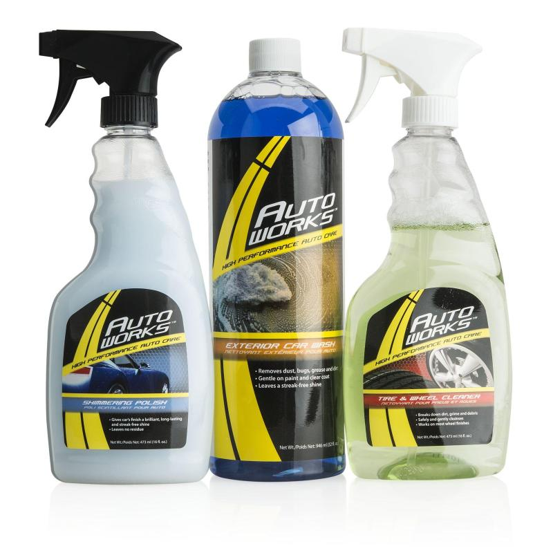 Autoworks Car Wash Promo Pack