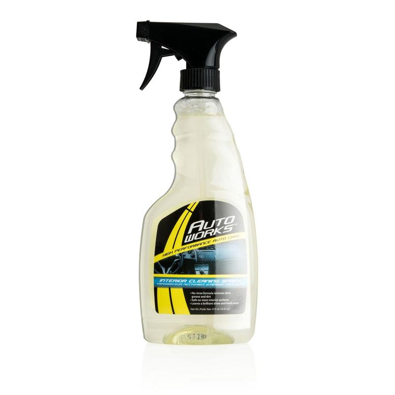 Autoworks High Performance Auto Care Interior Cleaning Spray