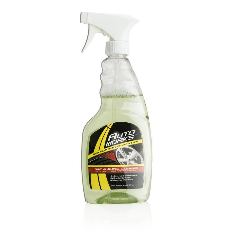 Autoworks High Performance Auto Care Tire & Wheel Cleaner