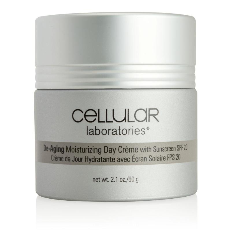 Cellular Laboratories De-Aging Day Creme SPF 20