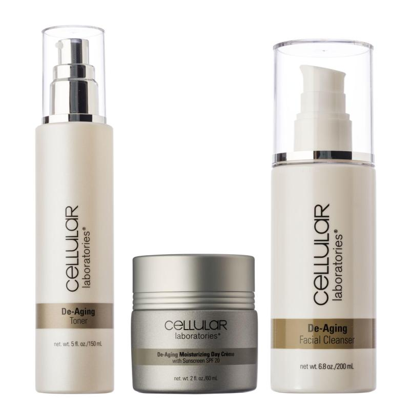 Cellular Laboratories Skincare Value Kit
