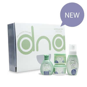 DNA Miracles Natural Bathtime Box
