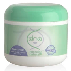 Purchase DNA Miracles Natural Diaper Cream