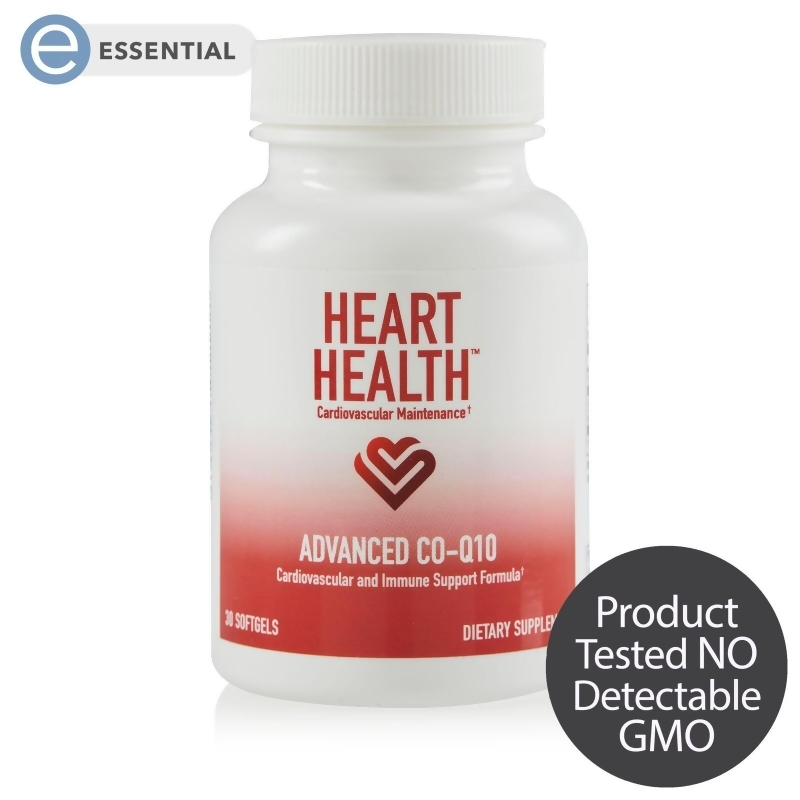 Purchase Heart Health Advanced Co-Q10 (Cardiovascular and Immune Support)
