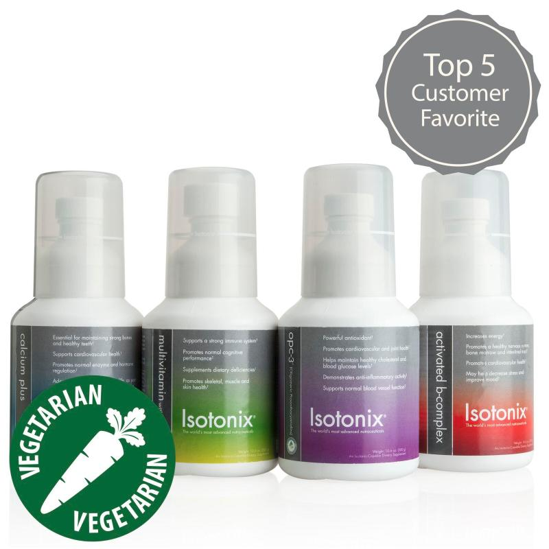 Purchase Isotonix Daily Essentials Kit (with Iron)