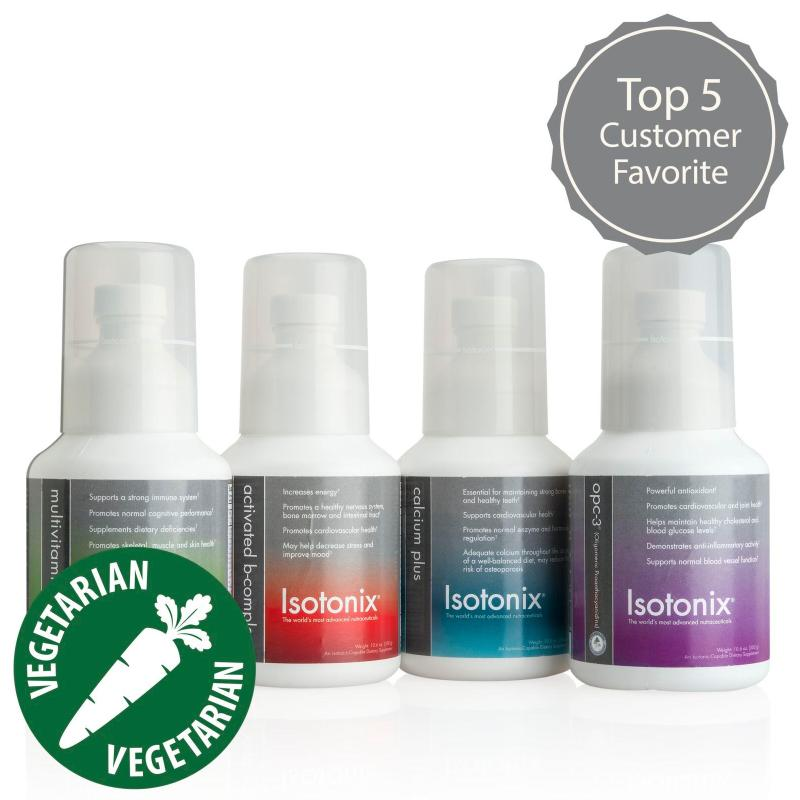 Isotonix Daily Essentials Kit (without Iron)