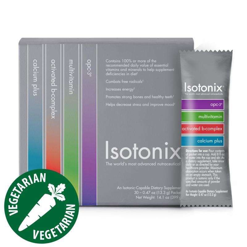 Purchase Isotonix Daily Essentials Packets title=