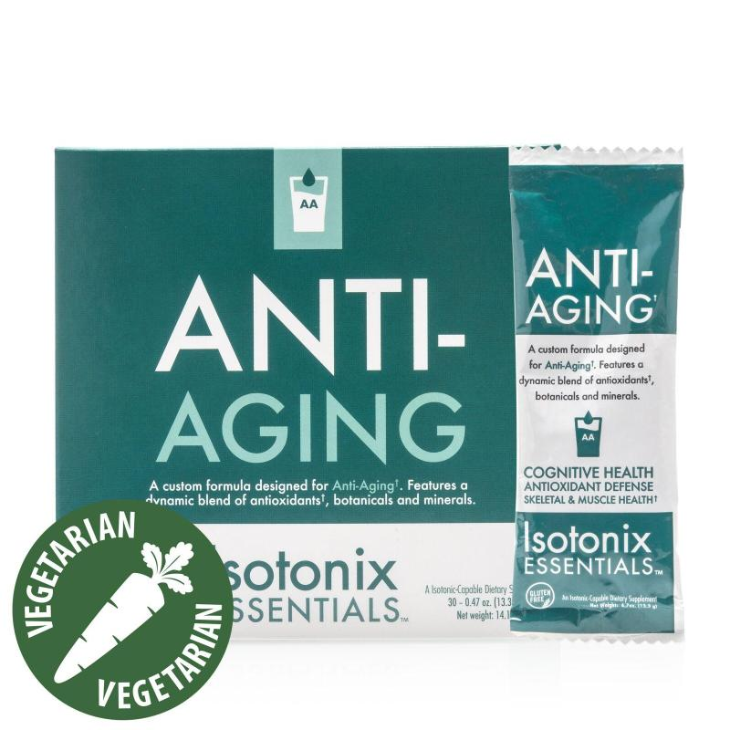 Isotonix Essentials Anti-Aging Packets