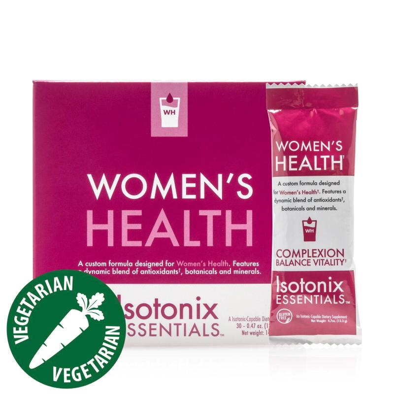 Purchase Isotonix Essentials Women's Health title=