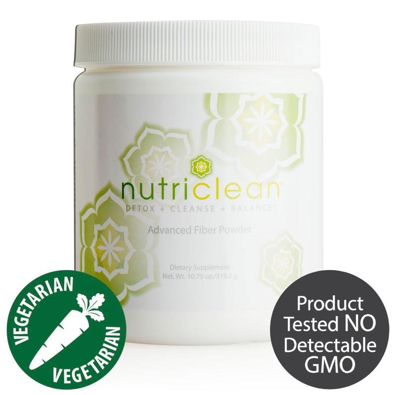 NutriClean Advanced Fiber Powder with Stevia