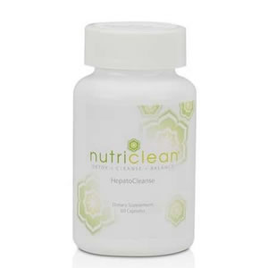 Purchase NutriClean HepatoCleanse (Liver Support Formula) title=