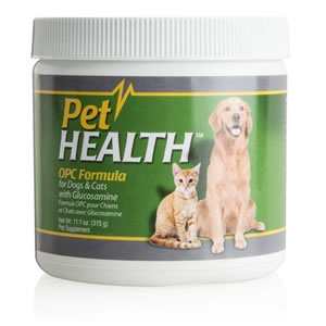 Purchase PetHealth OPC Formula with Glucosamine for Dogs & Cats