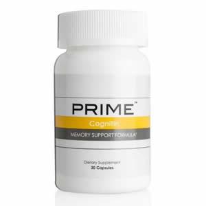 Prime Cognitin Memory Support Formula