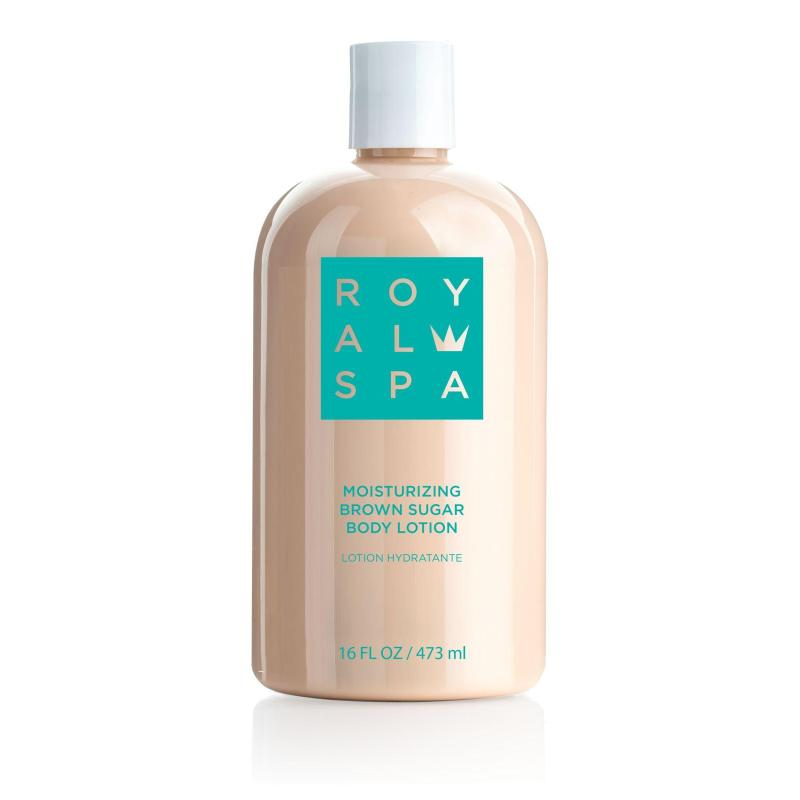 Purchase Royal Spa Moisturizing Brown Sugar Body Lotion