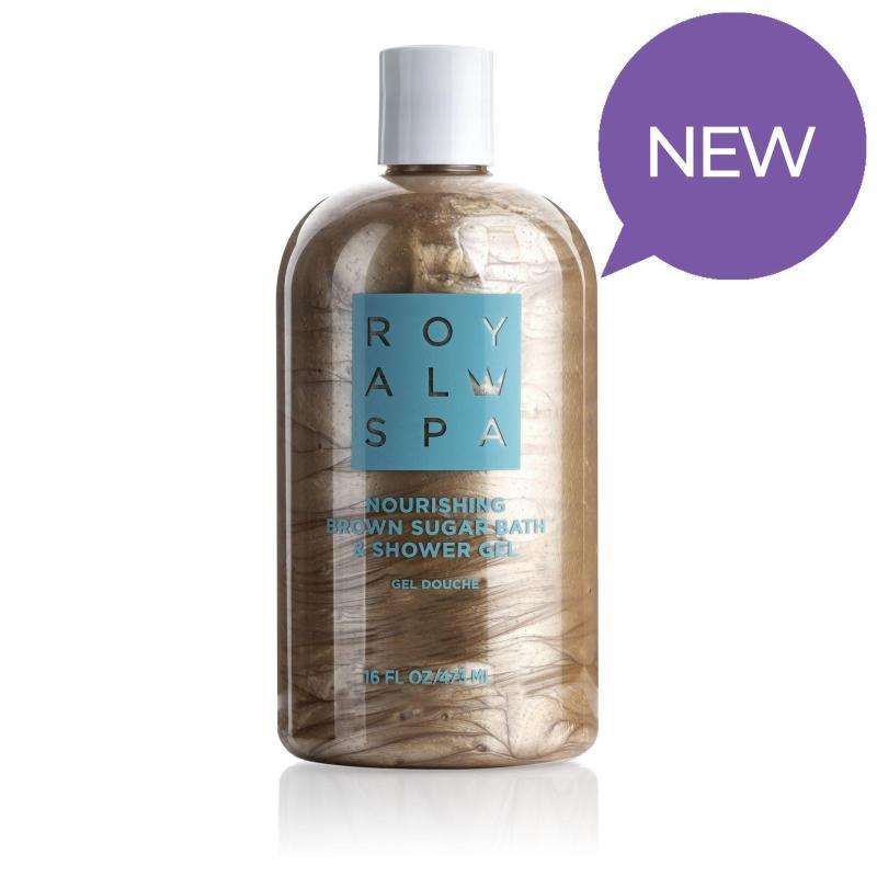 Purchase Royal Spa Nourishing Brown Sugar Bath & Shower Gel