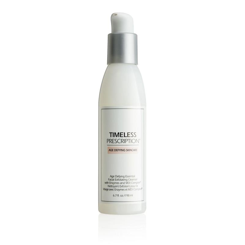 Timeless Prescription Facial Exfoliating Cleanser with Enzymes