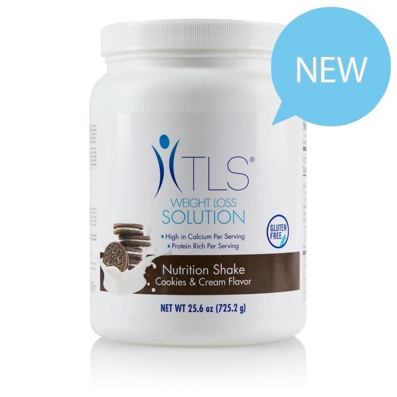 TLS Nutrition Shakes - Cookies & Cream