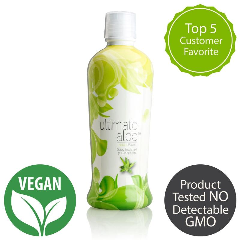 Purchase Ultimate Aloe Juice title=