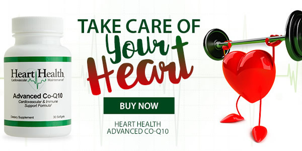 Heart Health Advanced CoQ10