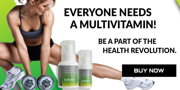Isotonix Multivitamin with Iron