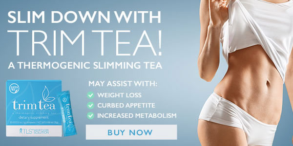 Slim down with TLS Trim Tea