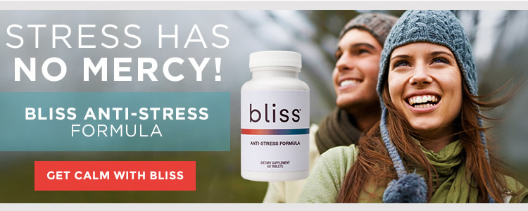 Get Calm with Bliss Anti-Stress Formula