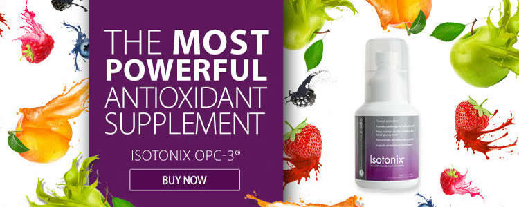 Isotonix OPC-3: The Most Powerful Antioxidant Supplement