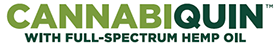 CannabiQuin Logo
